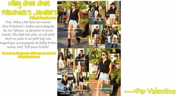Miley faisant ses courses+nouveaux stills de LOL+ nouvelles photo TWITTER!