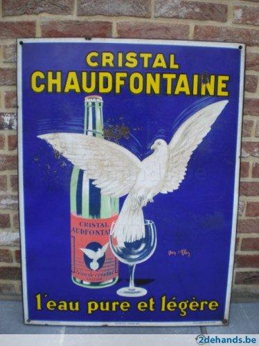 plaque chaudfontaine