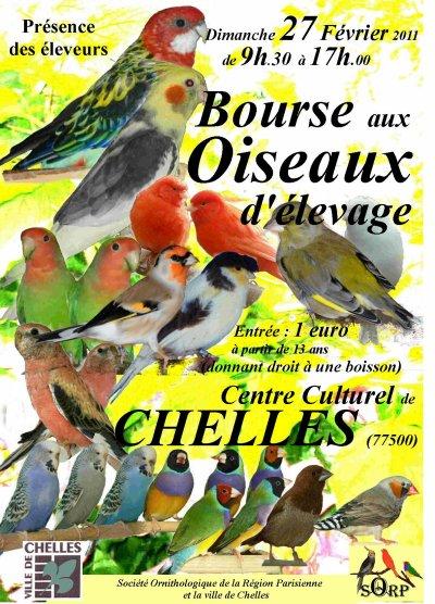 BOURSE DE CHELLES ( 77500 )