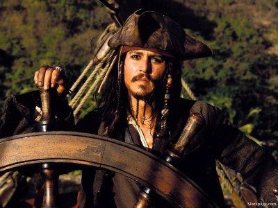 Johnny Depp, il a juste la classe. :)