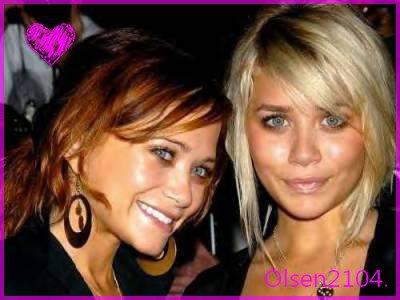 Les jumelles Olsen     ( . . . ) ✻Beaucoup de com's sur cette article pleaaze