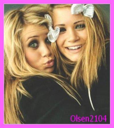 Film des jumelles Olsen !