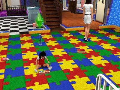 Sheva(le deuxieme enfant de Josh et Fergie)