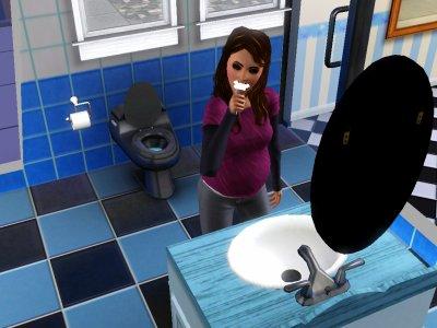 Tout le monde se brosse les dents!!
