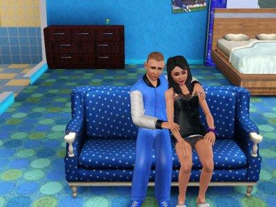 Will.i.am et sa petite amie