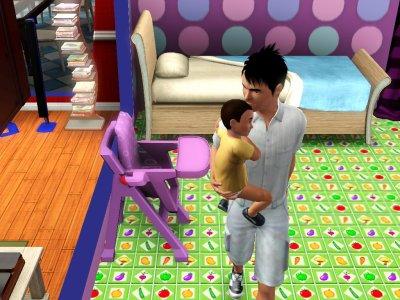 Fergie(la mere)Josh(le pere) et Lugia(le petit dernier)