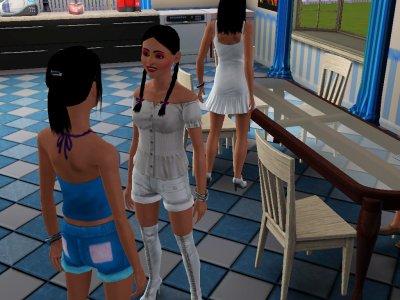 Fergie,Sheva,Linoa et Lugia