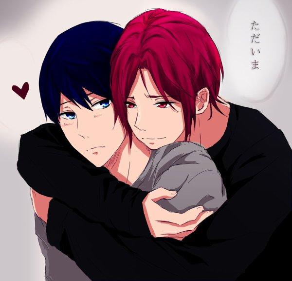 free Haru et Rin