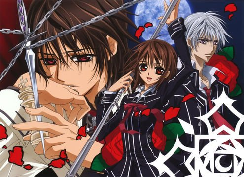 {ANIME} Vampire Knight, Saison 1