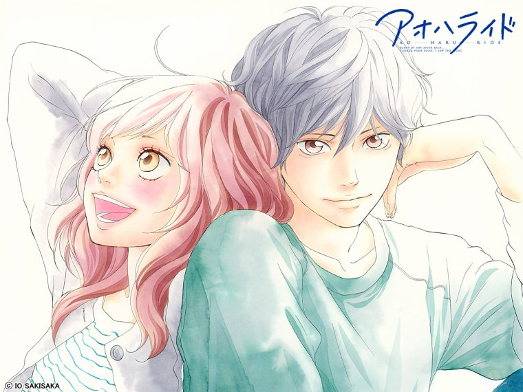 {ANIME} Ao Haru Ride