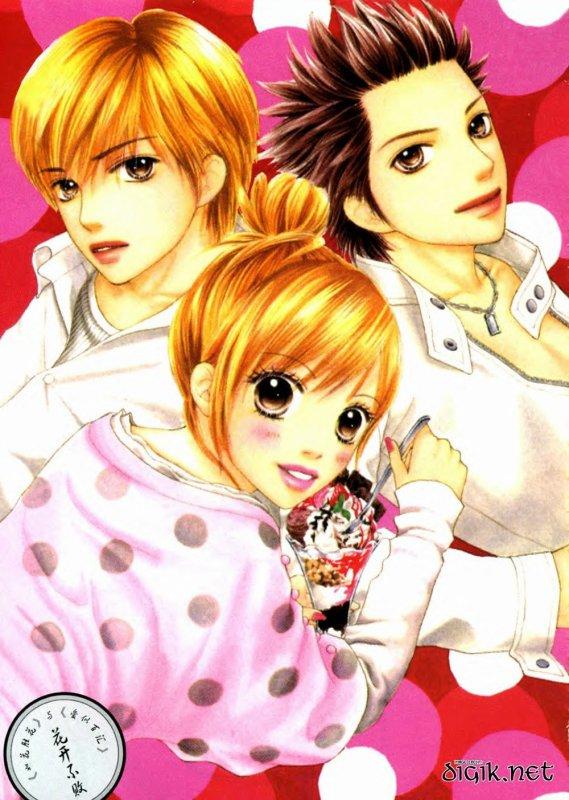 Parfait tic manga et en drama yeah