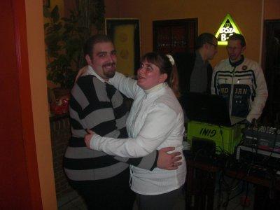 Soirée karaoké, soirée hallowen, Tony et moi: