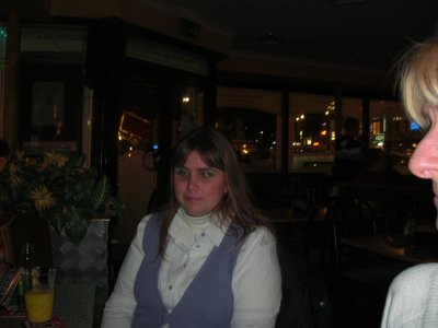 Moi au karaoké: Soirée du 10-11-2010.