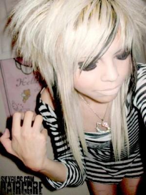 Blog de haircore page 31 b w lcom - Photos meches blondes et noires ...