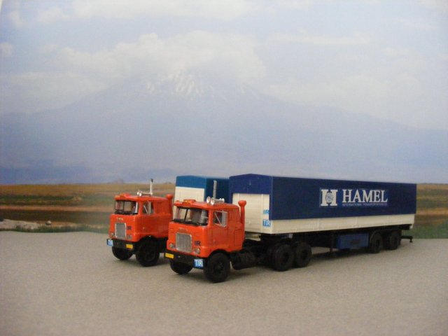 Iranian, Middle-East ,Turkish and  European famous Middle-East transport companies trucks!.. !..