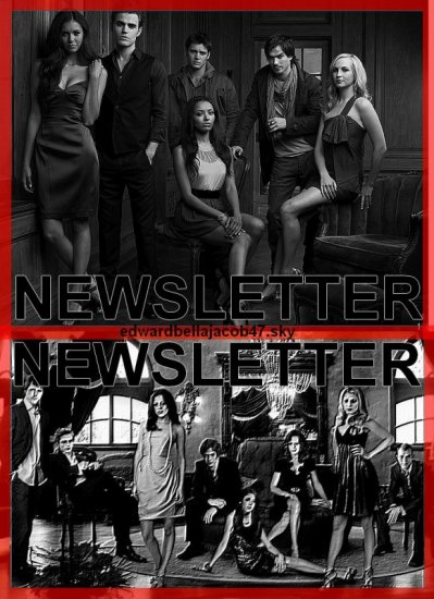 ✞ Newsletters ✞