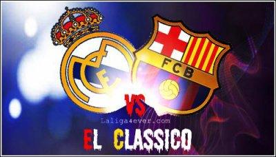 Réal vs Barça
