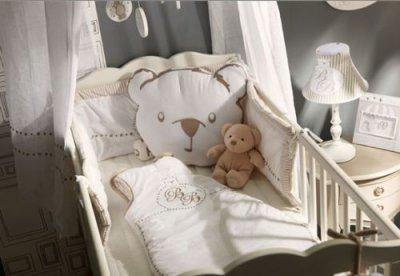 Une chambre pour bébé !