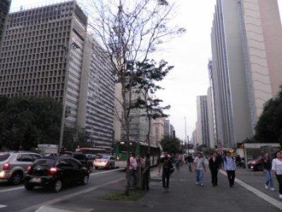 Une petite journee a Sao Paulo
