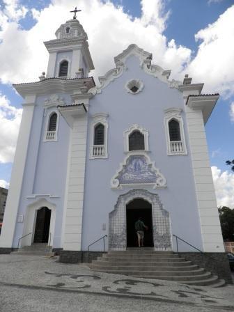 La ville de Curitiba