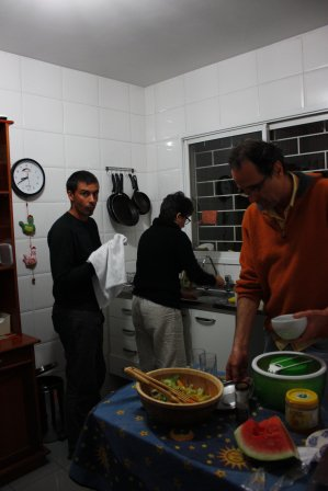 CouchSurfing a Curitiba