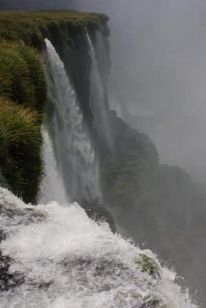 Les chutes D Iguazu