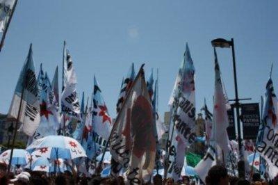 Buenos Aires... et sa fête nationale