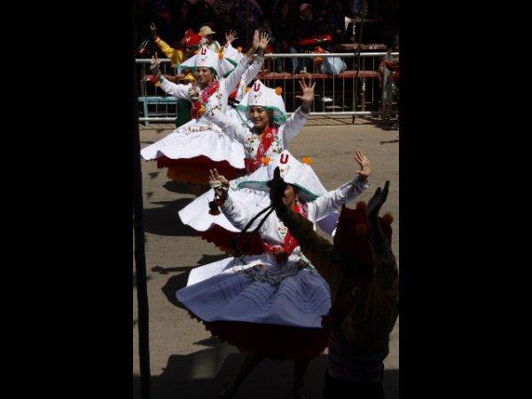 Le Carnaval d Oruro ...