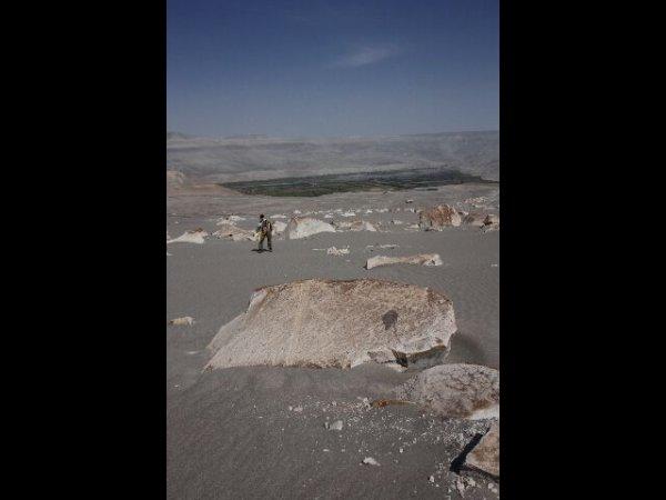 Arequipa et les petroglyphes.