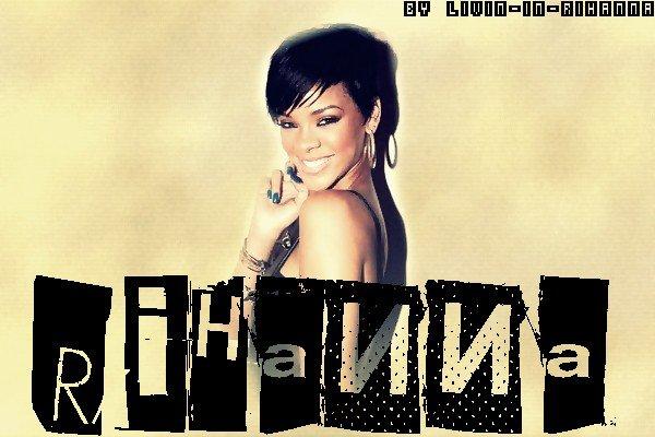 Livin-In-Rihanna est de retour avec un nouveau design , nouvelle icone,... après une LONGUE pause