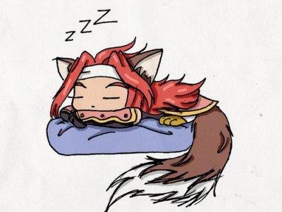 comme c'est bizare on se demande pourquoi Zélos est fatigué