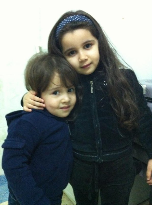 Nada & Anwar <3 <3 <3