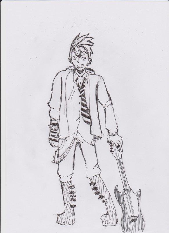 Un nouveau petit dessin ( >o<)/ Enjoy !