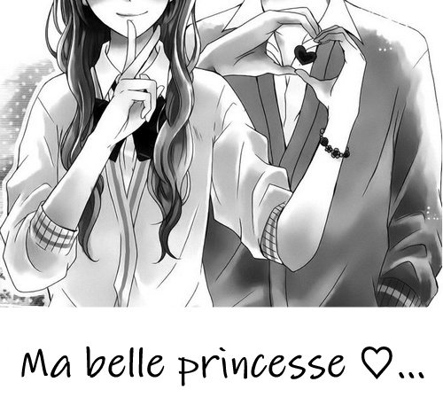 Chapitre 17: Ma belle princesse ♡....