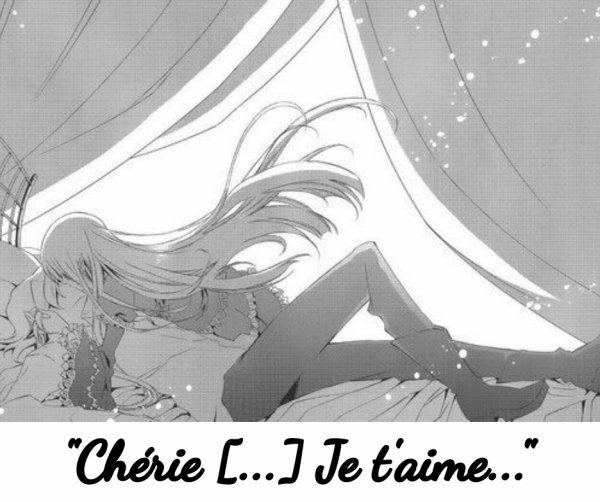 """Chapitre 34: """"Chérie [...] Je t'aime..."""""""
