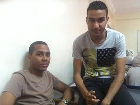 *at the classe with mehdi