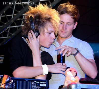 Carsten et Ricky