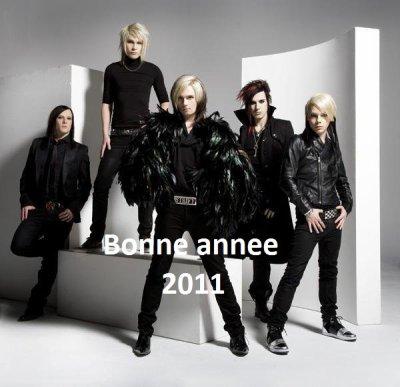 Bonne Année 2011 !!!!