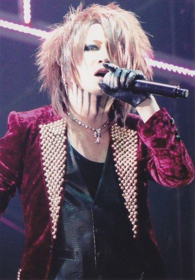 Anniversaire Ruki :)))) !!!