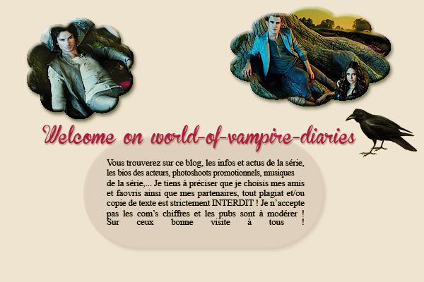 art.01 Welcome On world-of-vampire-diaries iii