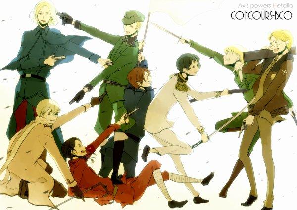 Concours de Musique by Oban-chan !