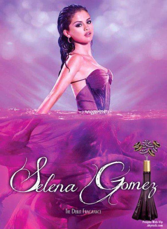 Selena Gomez fragrance.
