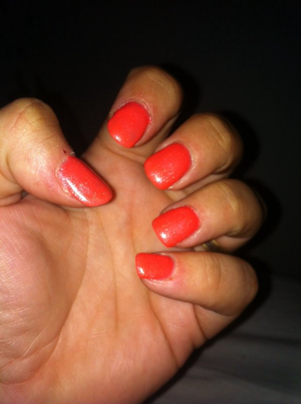 Semi permanent corail