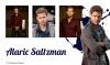 ♦ Alaric Saltzman
