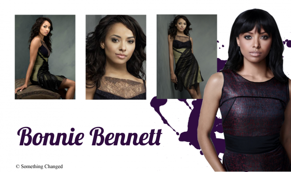 ♦ Bonnie Bennett