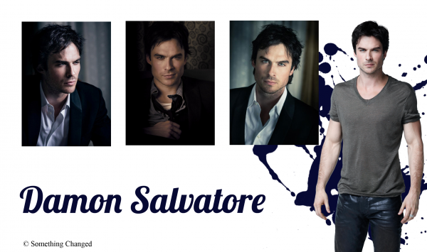 ♦ Damon Salvatore