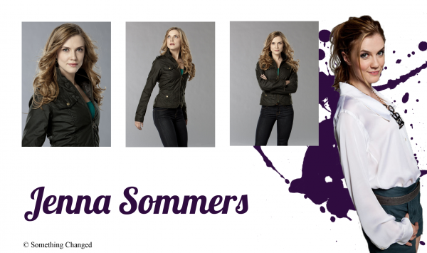♦ Jenna Sommers