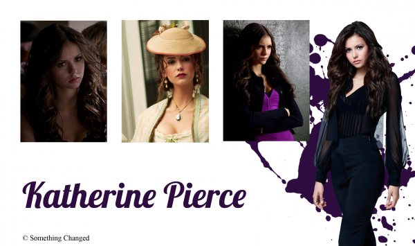 ♦ Katherine Pierce