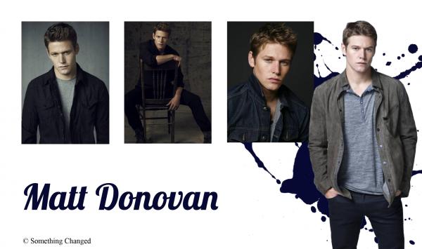 ♦ Matt Donovan