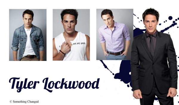 ♦ Tyler Lockwood